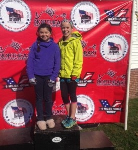 Five Miles Home Race 2015