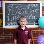 first day kindergarten 1718 (1)