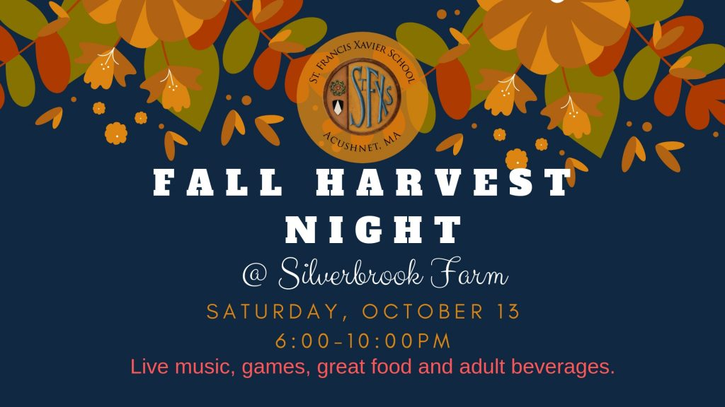 join us for fall harvest night saturday oct 13 saint francis