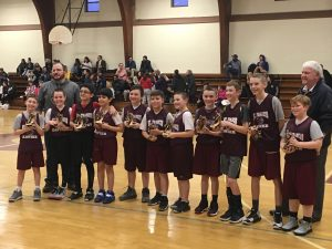 boys cyo basketball c division 2019 champions