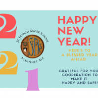 A Safe New Year for Our School Community