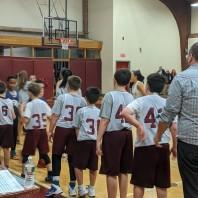 CYO Girls and Boys Basketball Registration Gr. 4-8