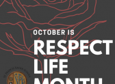 Respect Life Month events