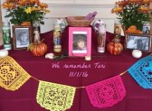 Remembering our dearly departed in November