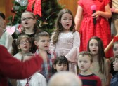 Celebrating the Nativity in pageant and song!