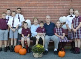 K-2 Grandparents Day Celebration–Monday, September 17th
